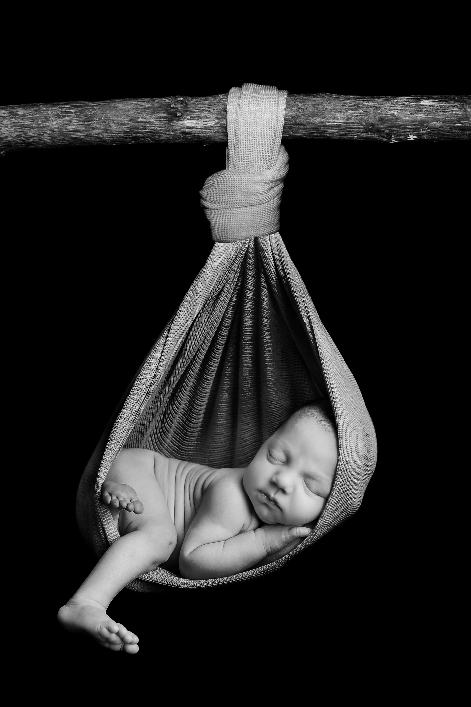 photograph that won welsh newborn photographer of the year