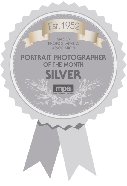Newborn safety certified by the Master photographers association