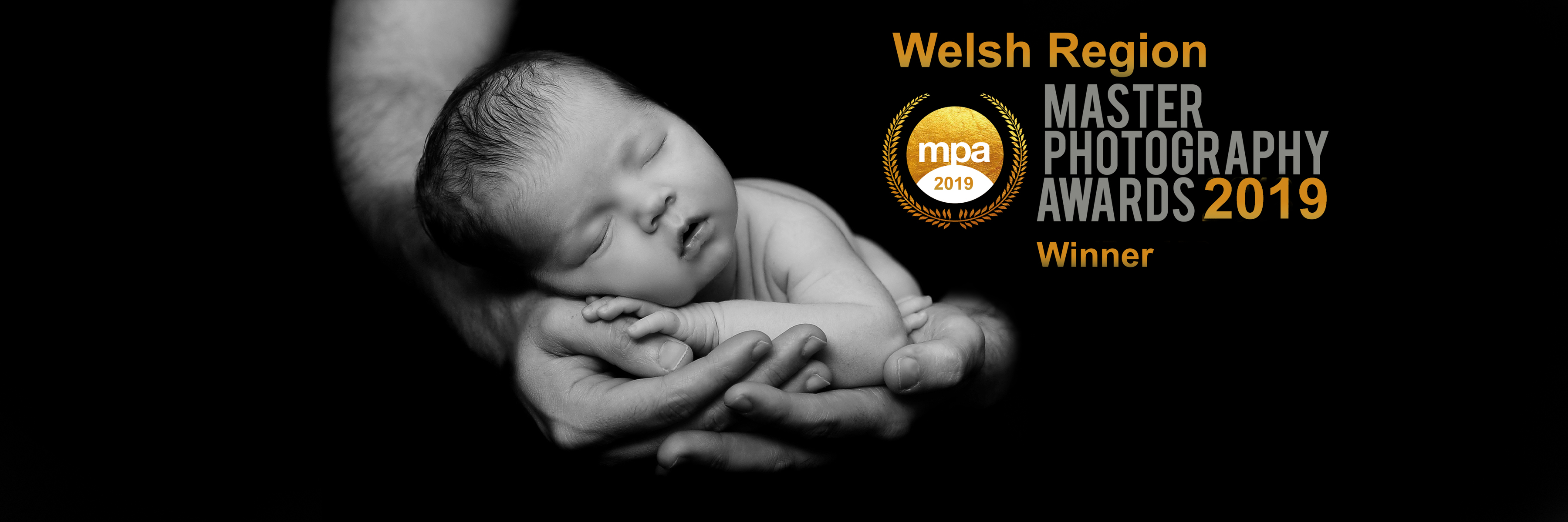 MPA welsh newborn photographer of the year Darren Whiteley