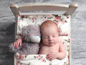 Newborn baby south wales
