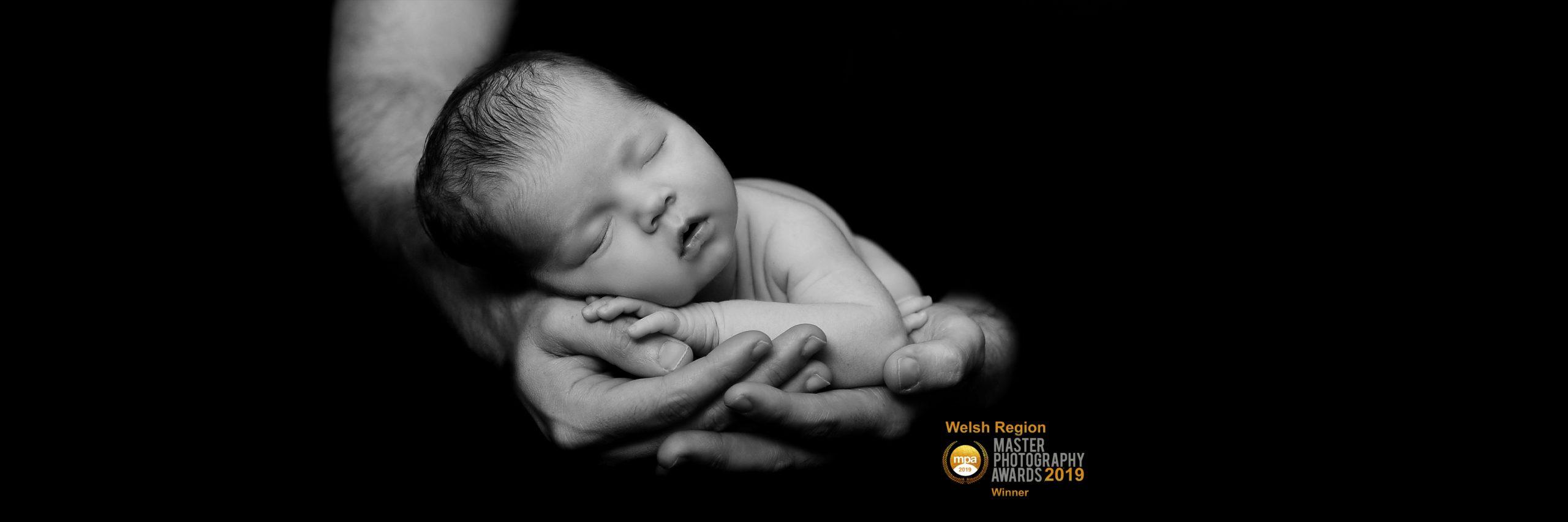 MPA welsh newborn photographer of the year Darren Whiteley